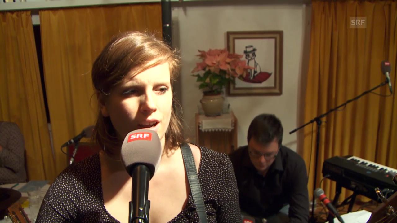 Olivia Pedroli und Denis Corboz: «Bird»