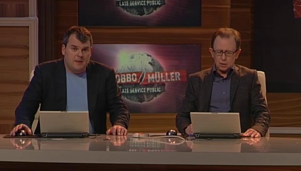 «Giacobbo/Müller»