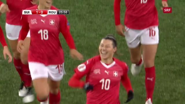 Schweizerinnen rauschen weiter durch die EM-Qualifikation