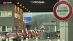 Video «Verstärkte Grenzkontrollen nach Attentaten in Paris» abspielen