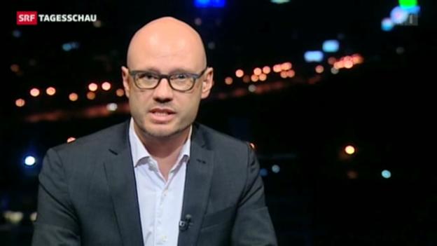 Video «SRF-Korrespondent Pascal Weber zur Lage in Ägypten» abspielen