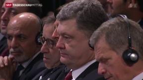 Video «Ukraine-Krise an Münchner Sicherheitskonferenz » abspielen