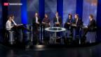 Video «Wähler von Island strafen Mitte-Links-Regierung ab» abspielen
