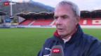 Video «Fussball: Verdächtige Ruhe beim FC Sion» abspielen