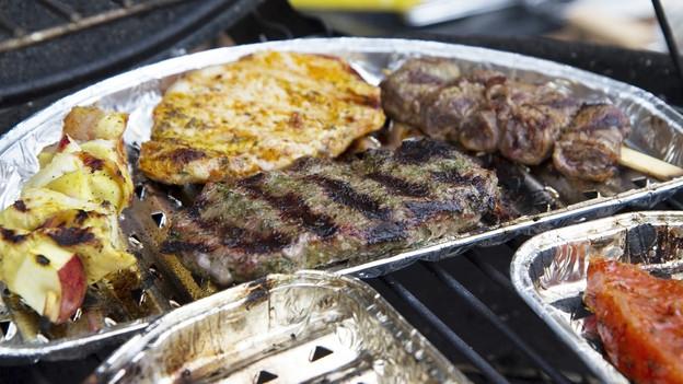 Richtig Grillieren – Schonend, gesund und köstlich