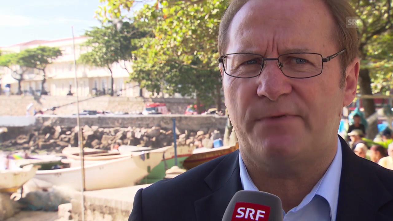 Jean-Paul Brigger über die Systeme