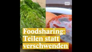 Video «Foodsharing: Teilen statt verschwenden» abspielen