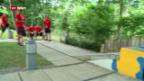 Video «Mit Minigolf auf andere Gedanken kommen» abspielen