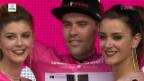 Video «Tom Dumoulin schon wieder in rosa» abspielen