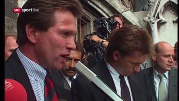 Video «Festansprache von Heynckes 1989» abspielen