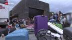 Video «Viele Reisebusse werden an der Grenze kontrolliert» abspielen