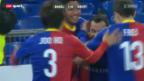 Video «Fussball: EL, Basel - Zenit St.Petersburg» abspielen
