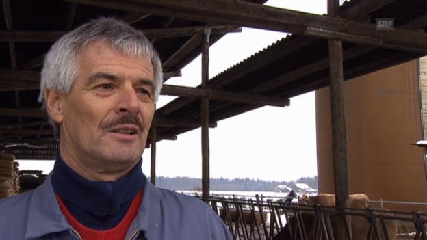 Video «Roland Werner spricht sich für Grenzöffnung aus» abspielen