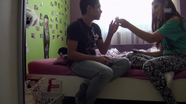 Video «Romantik pur (Folge 3)» abspielen
