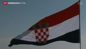 Video «Schweiz zahlt 45 Millionen an Kroatiens Infrastruktur» abspielen