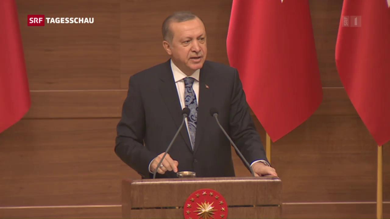 Verfassungsreform durchs türkische Parlament