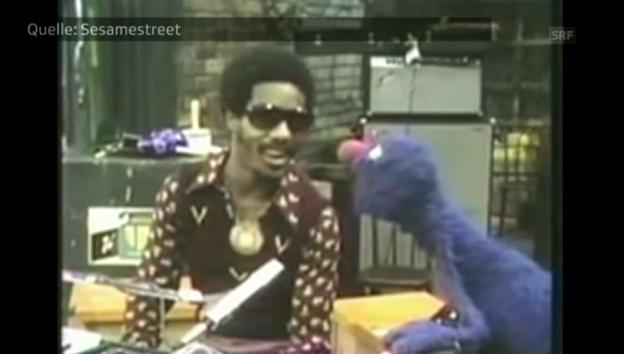 Video «Stevie Wonder gibt Musikunterricht» abspielen