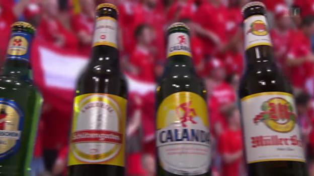 Video «Schweizer Biere im Test: Mit gutem Hopfen an die WM» abspielen