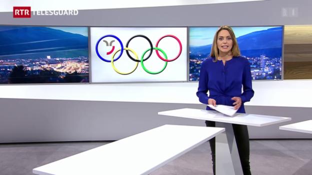 Laschar ir video «Ils gieus olimpics digitals 2026 el Grischun»