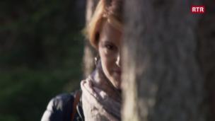 Laschar ir video «Barbacor - il debut litterar da Chatrina Josty»