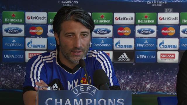 Pressekonferenz mit Murat Yakin
