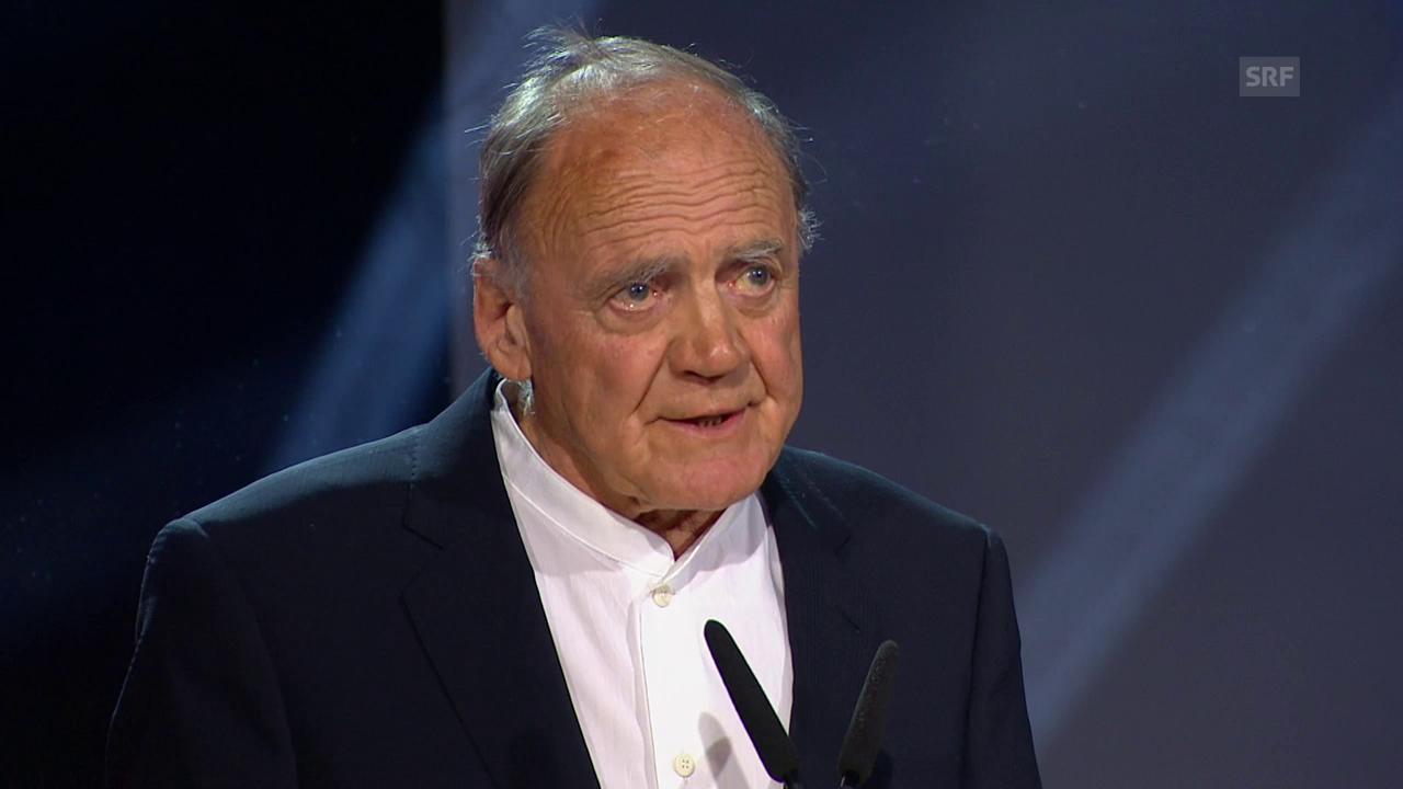 Bruno Ganz, Ehrenpreis