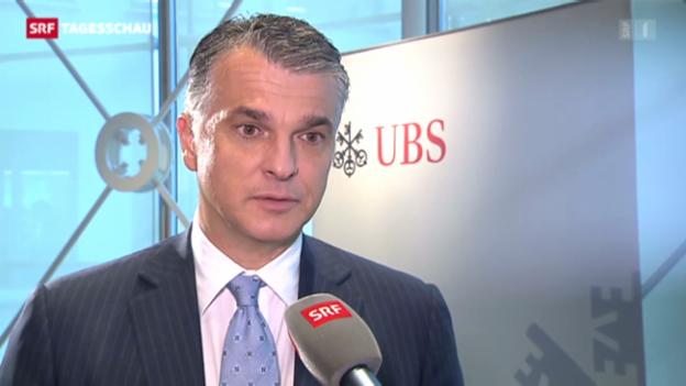Video «UBS übertrifft die Erwartungen» abspielen