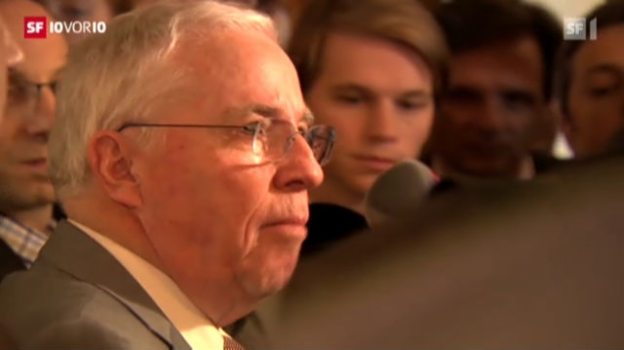 Video «Keine Immunität für Christoph Blocher» abspielen
