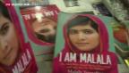 Video «Sacharow-Preis an Malala» abspielen
