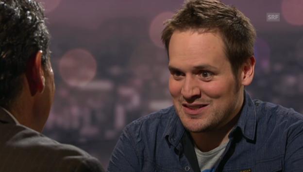 Video «Daniel Albrecht bei Schawinski: «Ich hatte keine Gefühle mehr»» abspielen