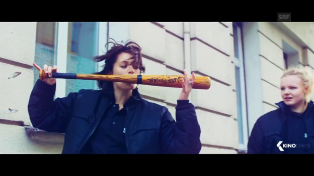 Video ««Tiger Girl» (offizieller Trailer)» abspielen