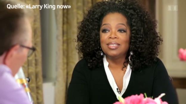 Video «Kritik an Oprah Winfrey» abspielen