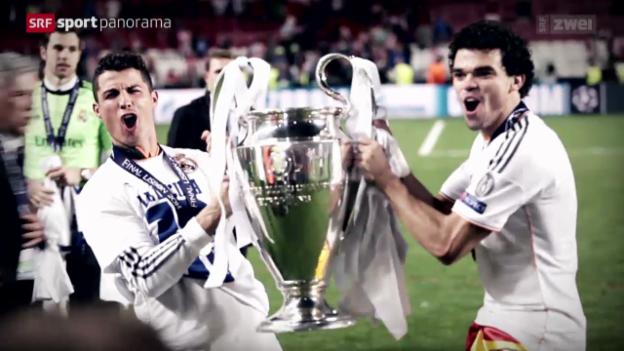 Video «Fussball: Der Mythos Real Madrid» abspielen