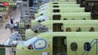 Video «Premiere in der Schweizer Luftfahrtindustrie» abspielen