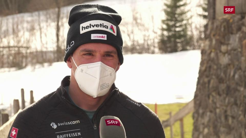 Jovian Hediger avant ils campiunadis mundials