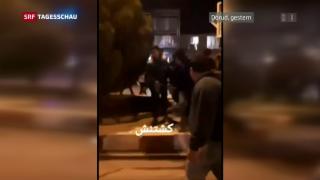 Video «Regime-kritische Proteste im Iran» abspielen