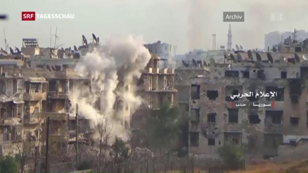 Video «Den höchsten Preis bezahlten Zivilisten» abspielen
