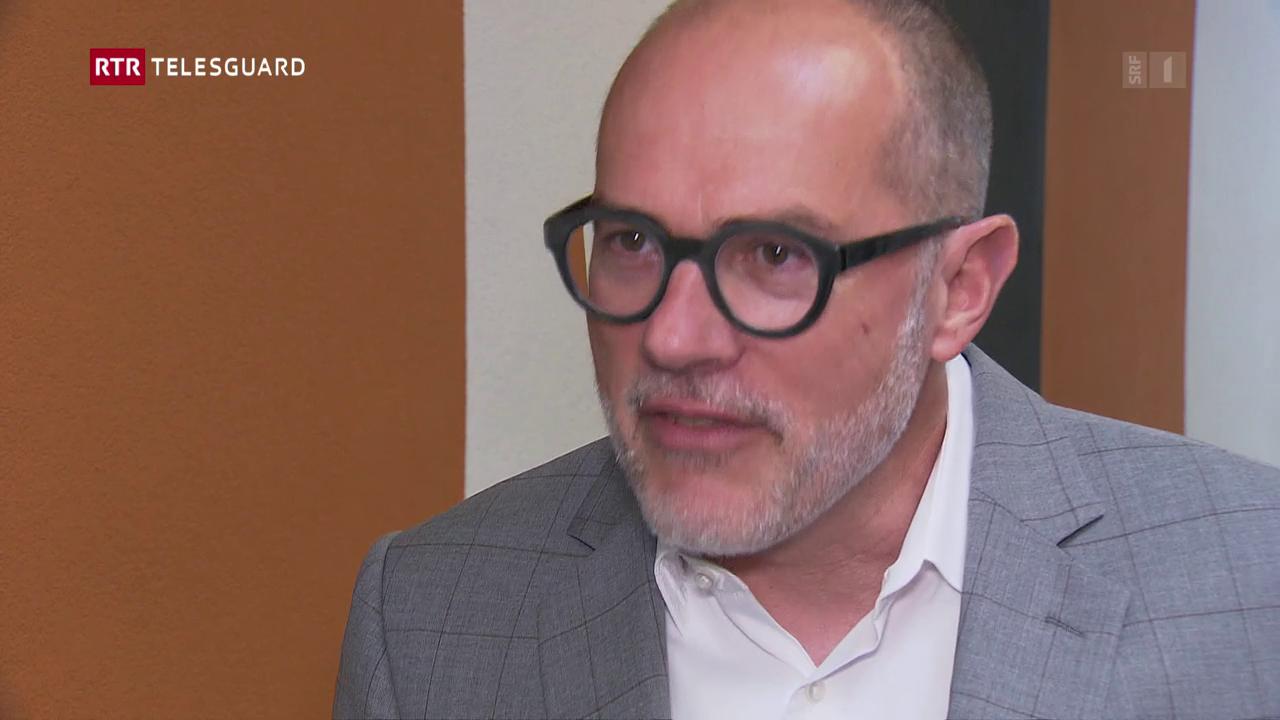 Grischun Vacanzas: Jürg Schmid dapi in onn president