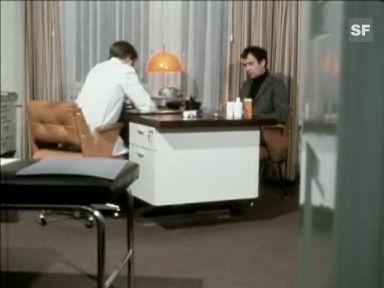 Tranquilizer im Alltag («Perspektiven» vom 07.03.1974)