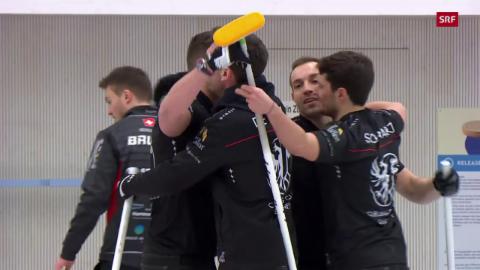 Ils Genevrins enturn De Cruz èn campiuns svizzers