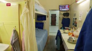 Video «Zu kleine Gefängniszellen» abspielen