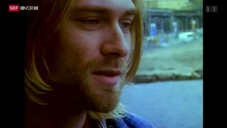 Video «Kurt Cobain bleibt ein Held» abspielen