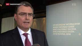 Video «SNB belässt Negativzins» abspielen