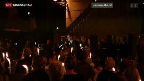Video «Schwierige Bergung bei Lampedusa – Opferzahl steigt weiter» abspielen