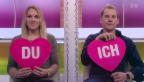 Video ««Ich oder Du»: Mister Handicap Michael Fässler und Schwester Ramona» abspielen