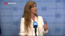 Video «Streit zwischen USA und Russland gefährdet Waffenruhe in Syrien» abspielen