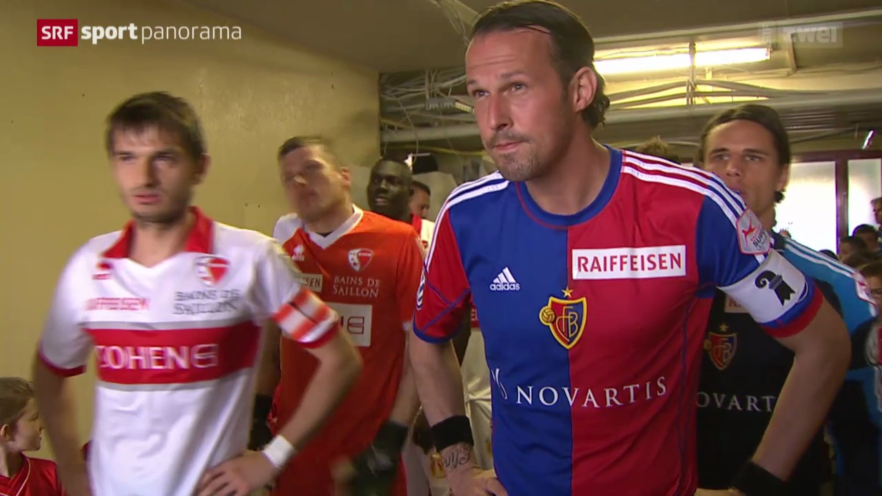Fussball: Sion - Basel