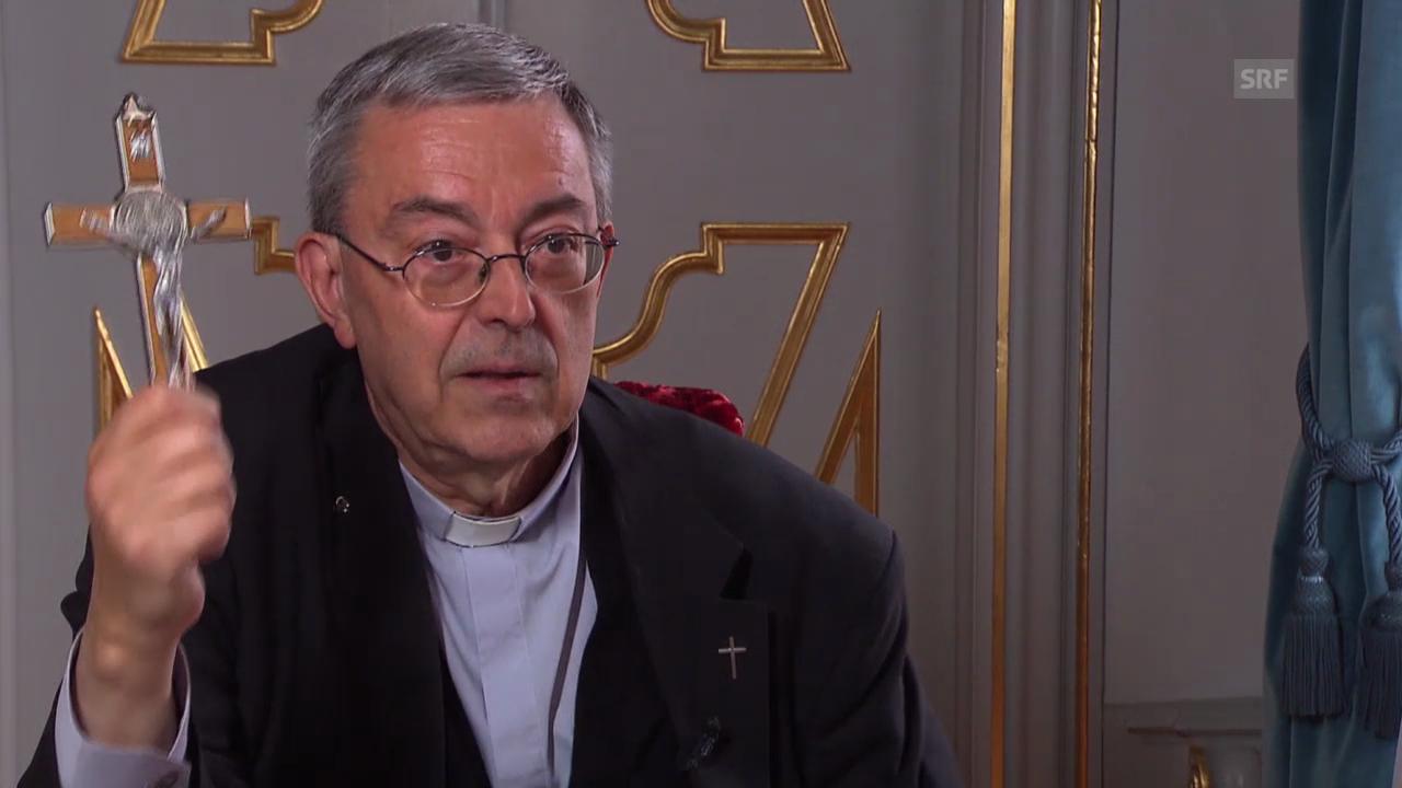 Christoph Casetti über den «Grossen Exorzismus».