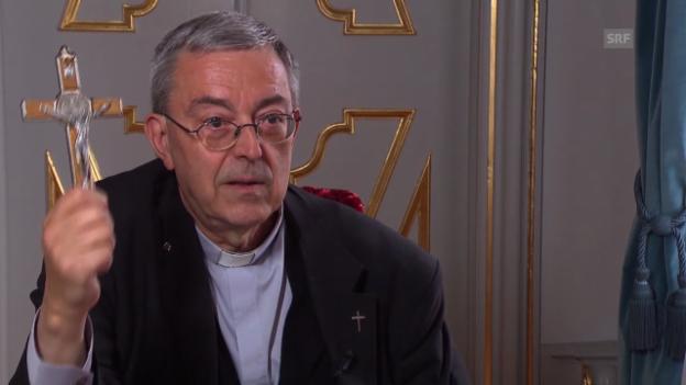 Video «Christoph Casetti über den «Grossen Exorzismus».» abspielen