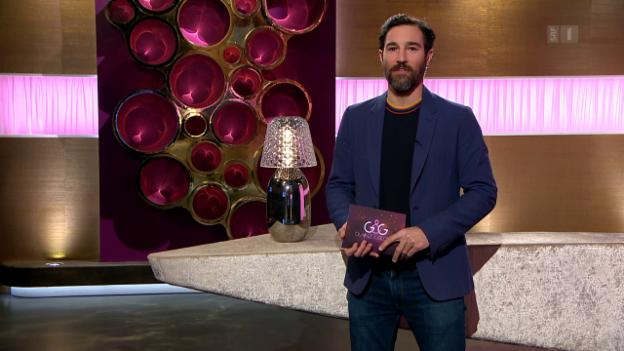 Video ««G&G» mit Comedians in neuen Rollen und Prognosen für die Oscars» abspielen